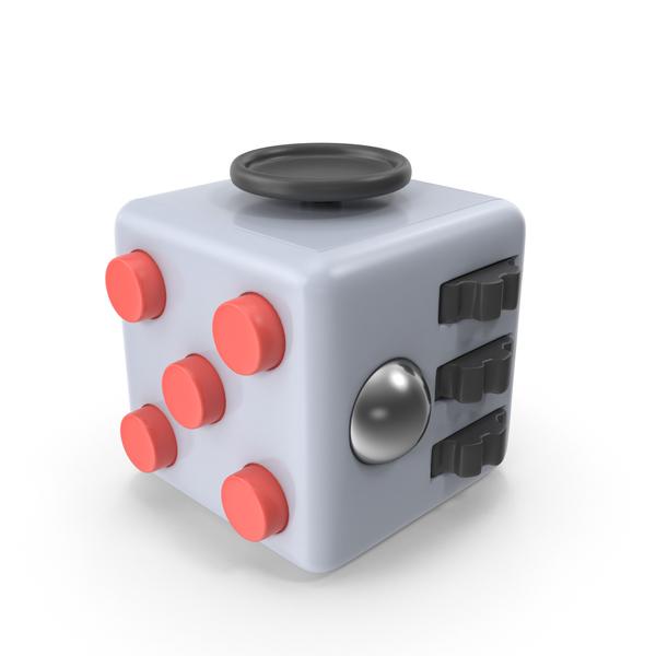 Fidget Cube PNG & PSD Images