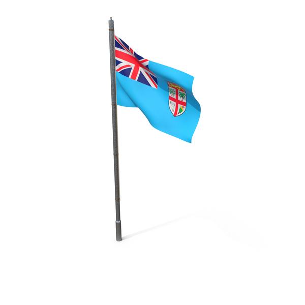 Fiji Flag PNG & PSD Images