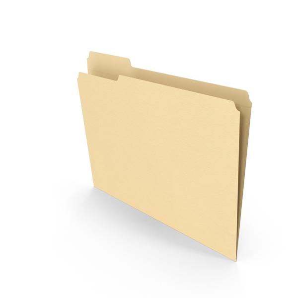 File Folder Object