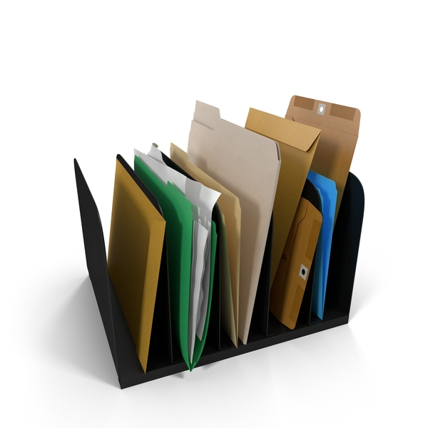 File Holder, Folders, Envelopes and Paper PNG & PSD Images