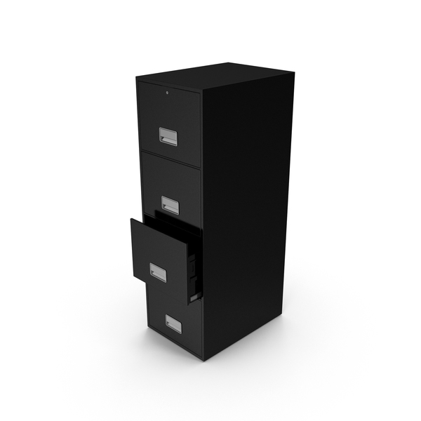 Filing Cabinet PNG & PSD Images