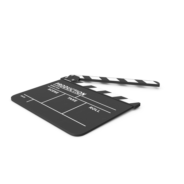 Film Clapboard PNG & PSD Images