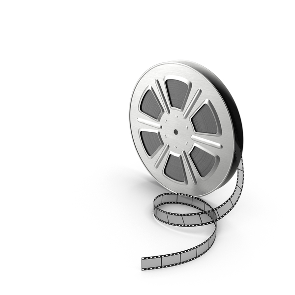 Film Reel Object