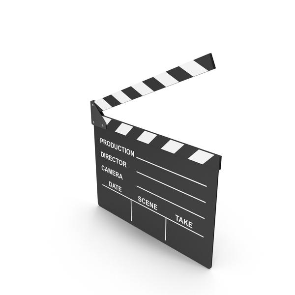 Clapperboard: Film Slate PNG & PSD Images