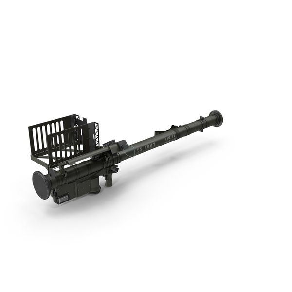 FIM 92 Stinger Rocket Launcher Object