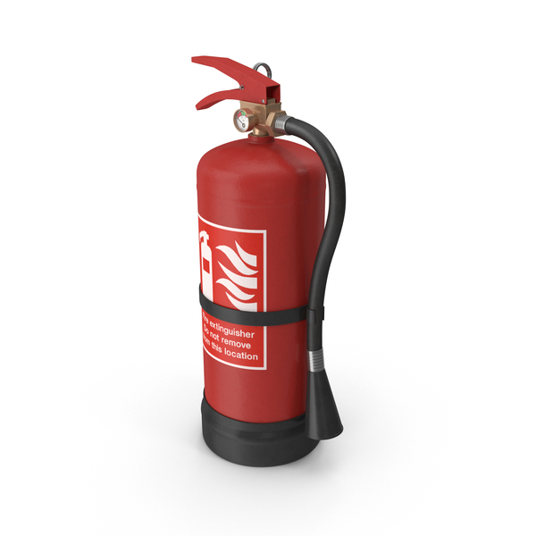 Fire Extinguisher PNG & PSD Images