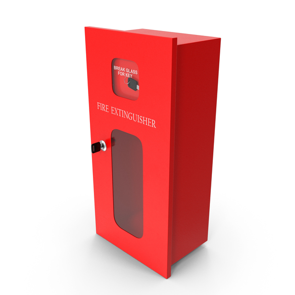 Fire Extinguisher Box PNG & PSD Images