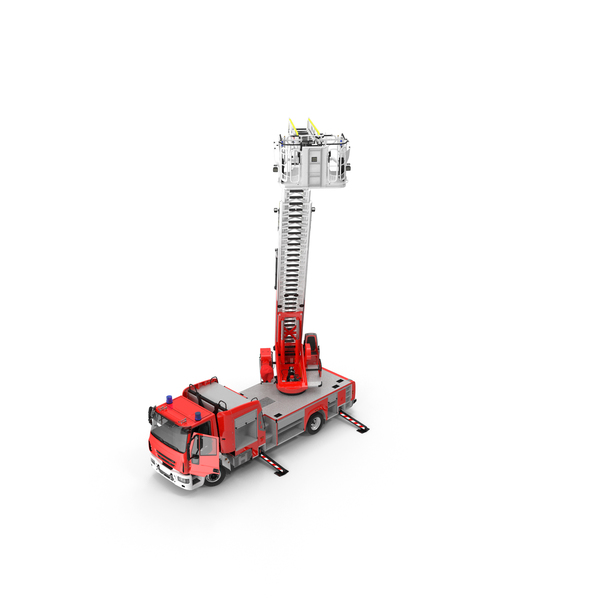 Engine: Fire Truck Ready Position PNG & PSD Images