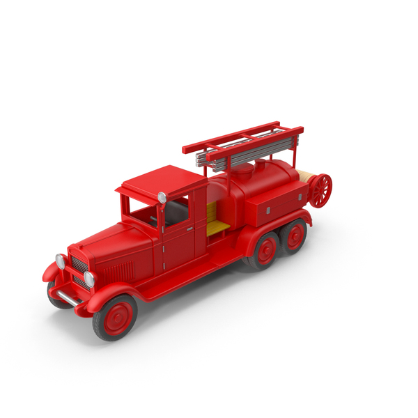 Firetruck PNG & PSD Images