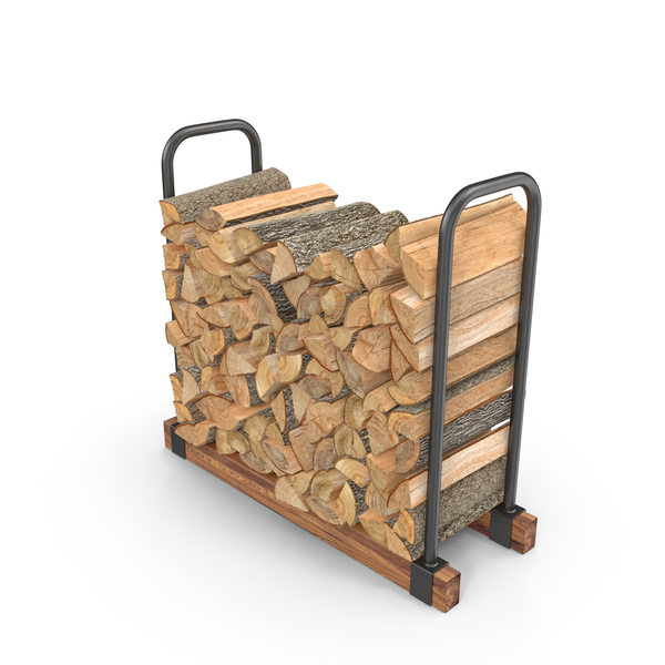 Firewood Stack Object
