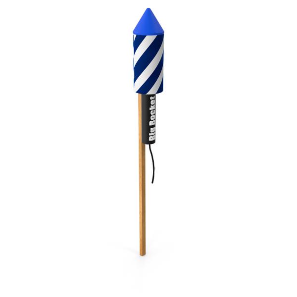 Firework Rocket PNG & PSD Images