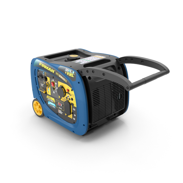 Firman WH03042 Portable Inverter Generator PNG & PSD Images