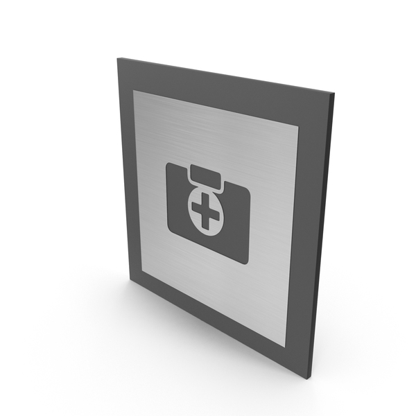 First Aid Door Sign PNG & PSD Images