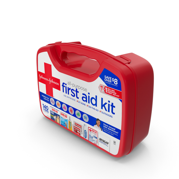 First Aid Kit Bag PNG & PSD Images