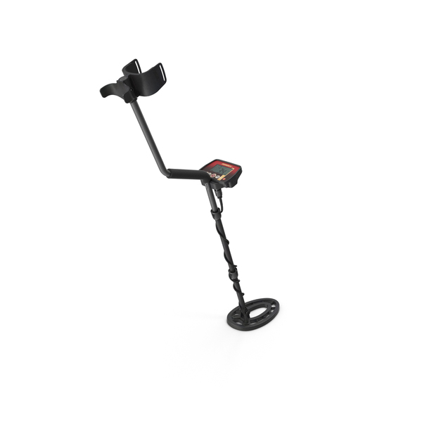 Handheld: Fisher F22 Metal Detector PNG & PSD Images