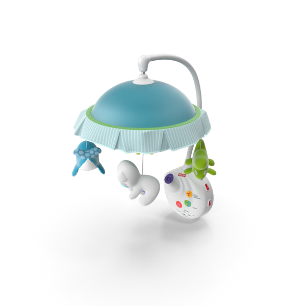 Fisher Price Precious Planet Projection Mobile PNG & PSD Images