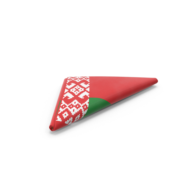 Flag Folded Triangle Belarus PNG & PSD Images