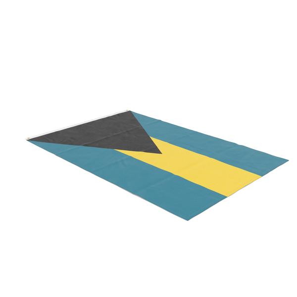 Flag Laying Pose Bahamas PNG & PSD Images