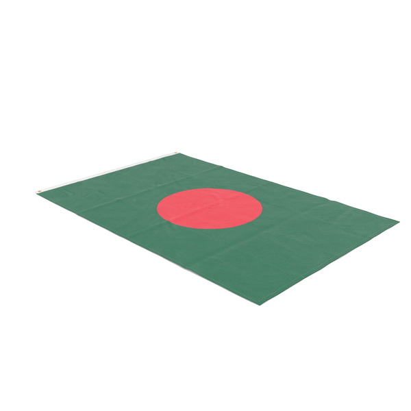 Flag Laying Pose Bangladesh PNG & PSD Images