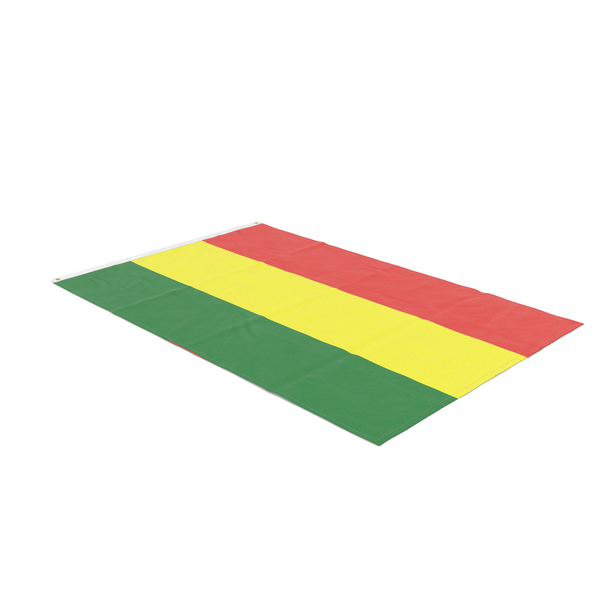 Flag Laying Pose Bolivia PNG & PSD Images