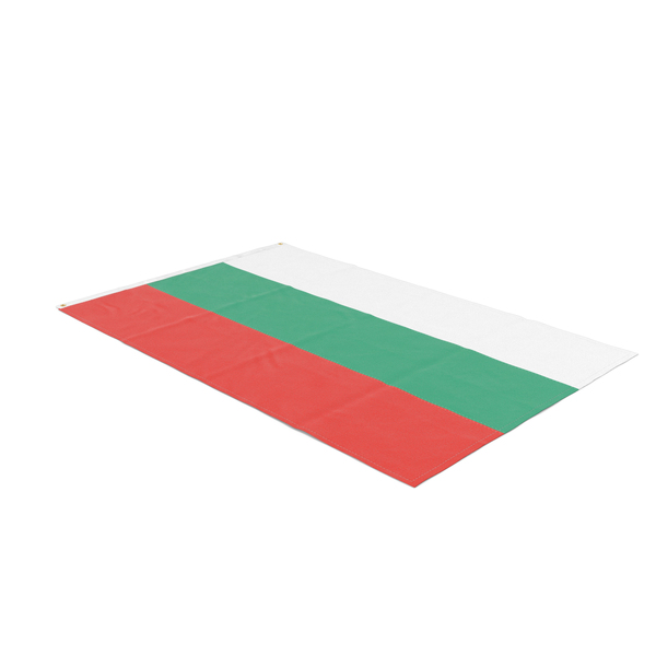 Flag Laying Pose Bulgaria PNG & PSD Images