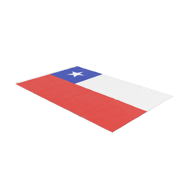 Flag Laying Pose Chile PNG & PSD Images