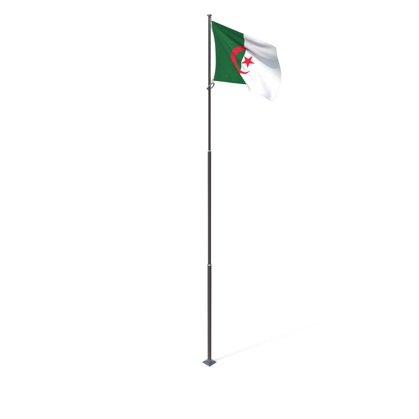 Flag of Algeria PNG & PSD Images