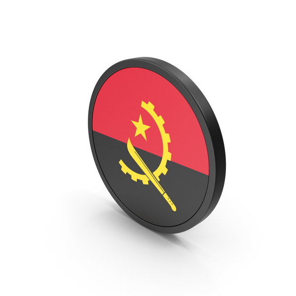 Angolan: Flag Of Angola PNG & PSD Images