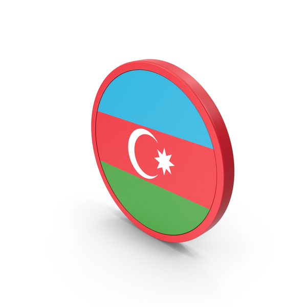 Flag Of Azerbaijan PNG & PSD Images