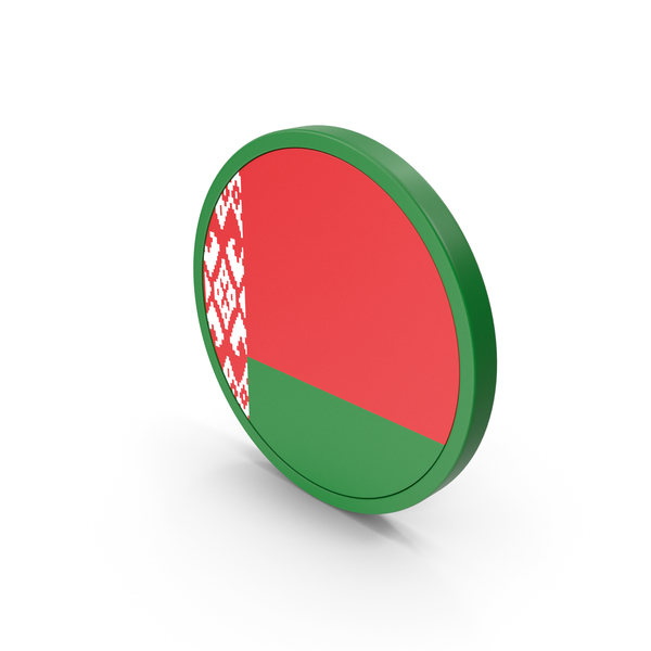 Flag Of Belarus Icon PNG & PSD Images