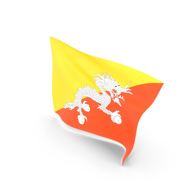 Flag of Bhutan PNG & PSD Images