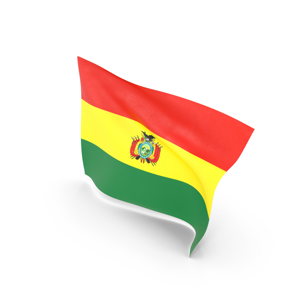 Flag of Bolivia PNG & PSD Images