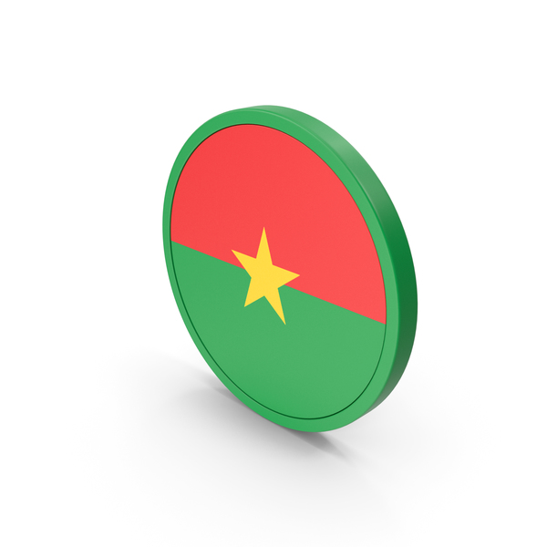 Flag Of Burkina Faso PNG & PSD Images