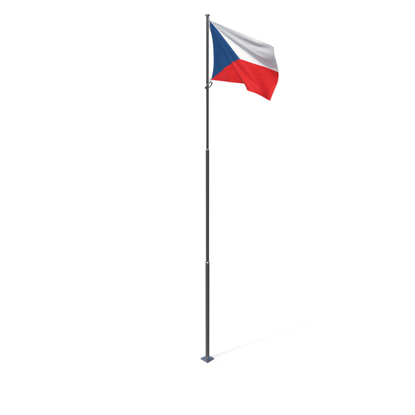 Flag of Czech Republic PNG & PSD Images