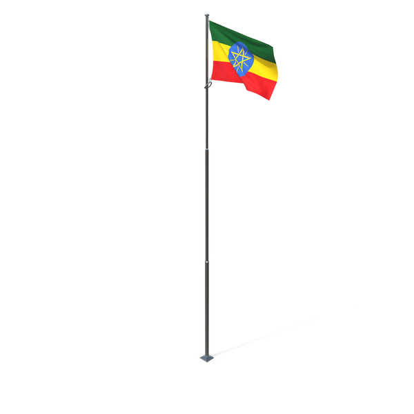 Flag of Ethiopia PNG & PSD Images