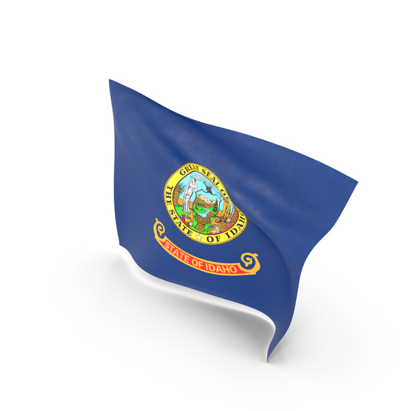 Flag of Idaho PNG & PSD Images