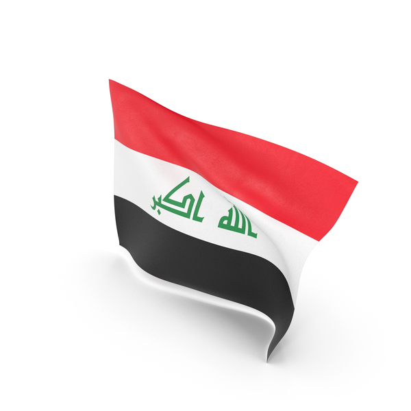 Flag of Iraq PNG & PSD Images