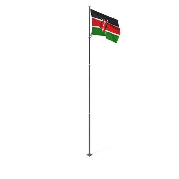 Flag of Kenya PNG & PSD Images