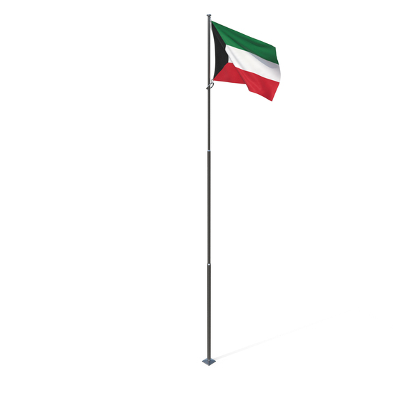 Flag of Kuwait PNG & PSD Images