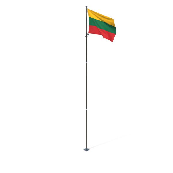 Flag of Lithuania PNG & PSD Images