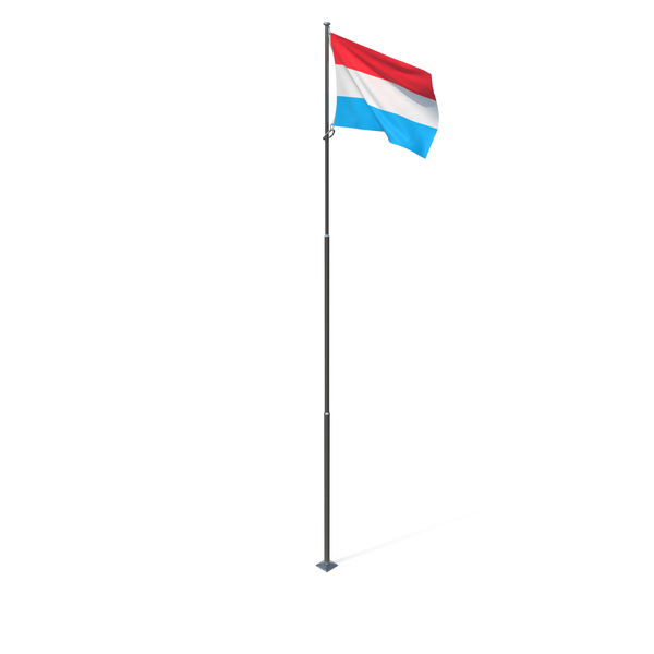 Flag of Luxembourg PNG & PSD Images