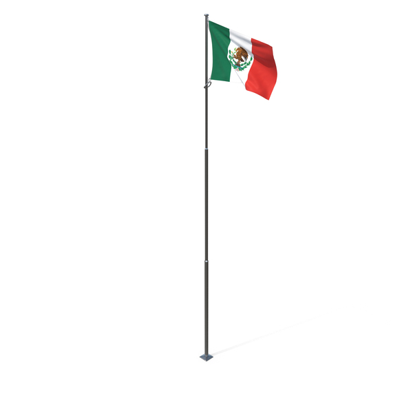 Flag of Mexico PNG & PSD Images
