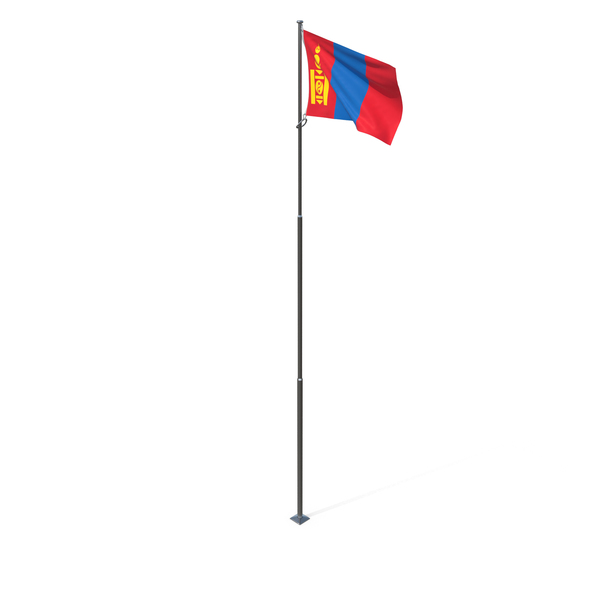Flag of Mongolia PNG & PSD Images