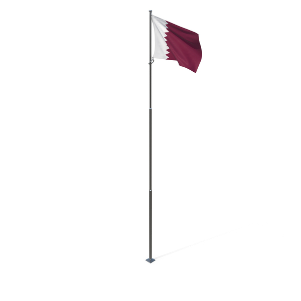 Flag of Qatar PNG & PSD Images