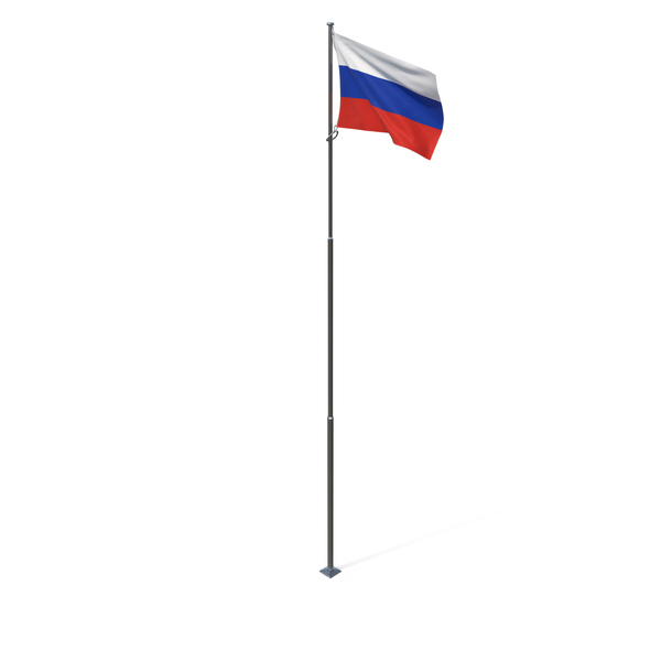 Russian: Flag of Russia PNG & PSD Images