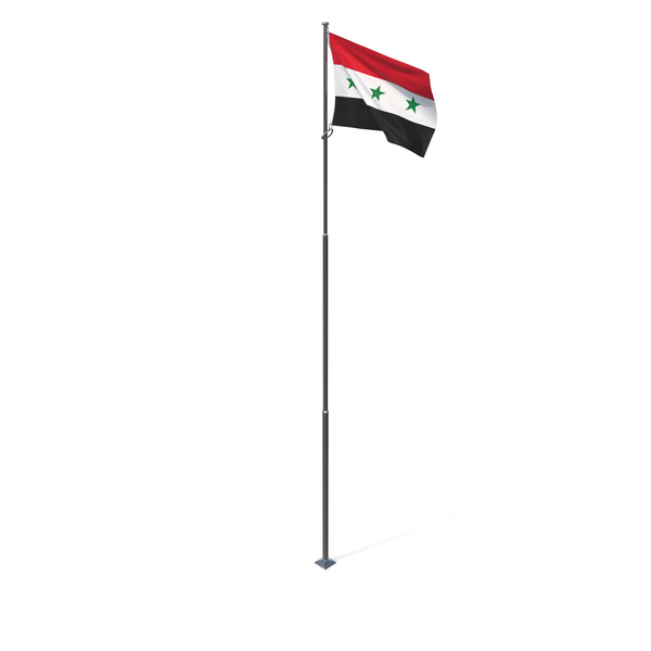 Flag of Syria PNG & PSD Images