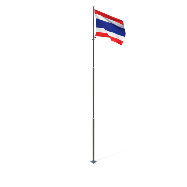 Flag of Thailand PNG & PSD Images