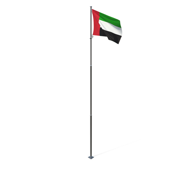 Flag of UAE PNG & PSD Images