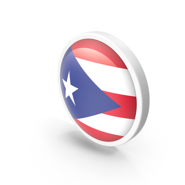 Flag Puerto Rico PNG & PSD Images