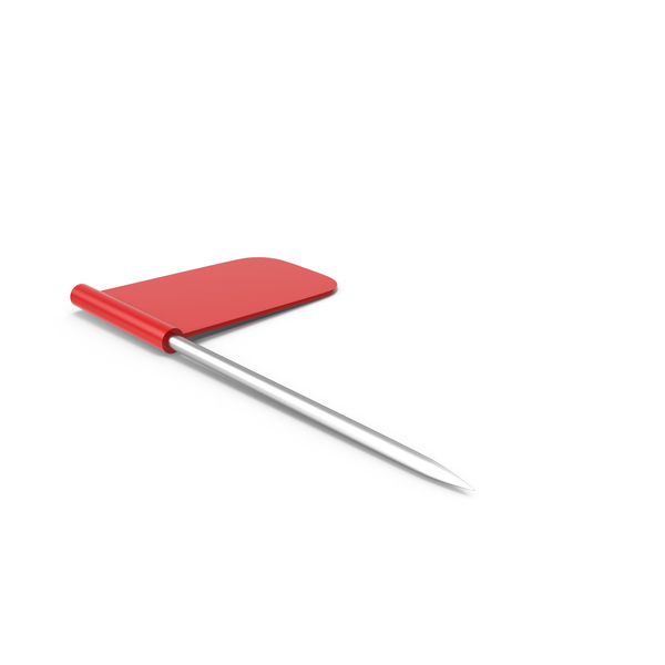 Flag Push Pin PNG & PSD Images